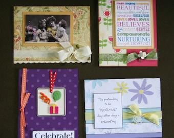 April 2012 Handmade Card Kit