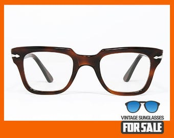 Vintage eyeglasses Persol RATTI 6192 original made in Italy 1978