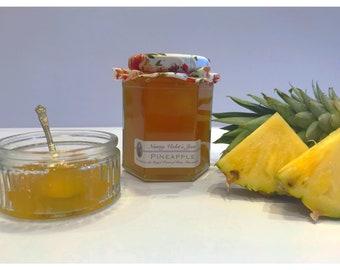 Homemade Pineapple Jam XL 283ml Jar