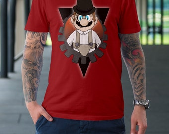 Clockwork Mario T-Shirt | Unisex - Women |