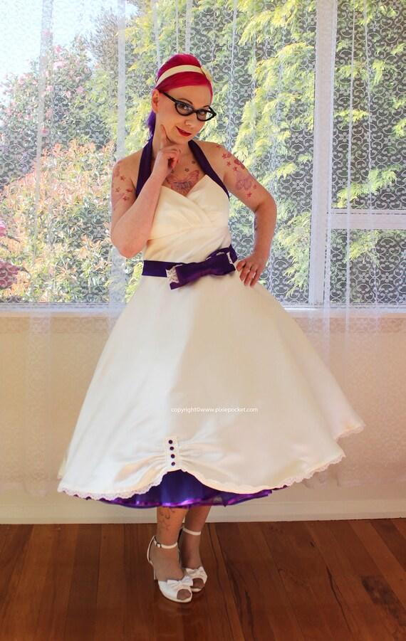Petticoat Knee Length Dress