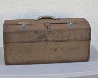 Vintage Large Tackle Box