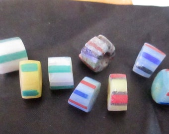 African Trade Beads Very Old made in Europe J166