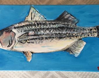 Rockfish in Movement