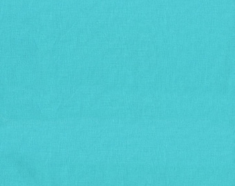 Michael Miller Fabric Aqua SC5333-LUNA-D Cotton Couture Fabric by the Yard
