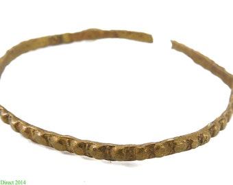 Child's Metal Bracelet Ethiopia Africa Delicate 89507