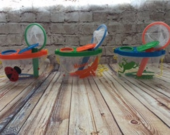 Custom bug kits/party favors/gifts/bug catcher