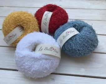 Cotton yarn Balls