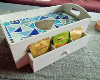 MOSAIC TEA OR COFFEE SET