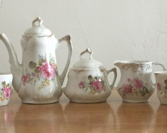 Vintage Child's Tea Set