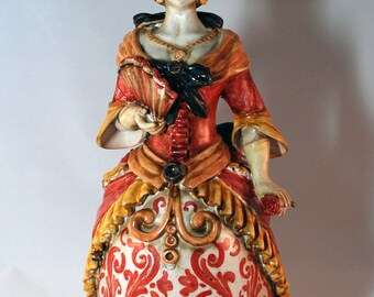 Decor Sicilian Candle Holder