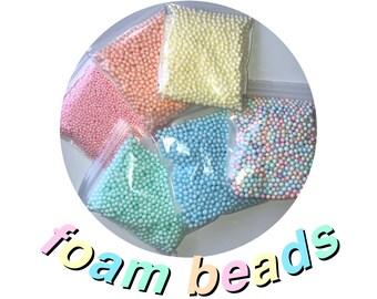 Foam Beads For Slime