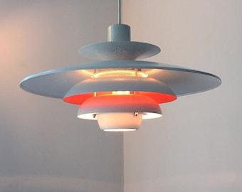 Beautiful large classic danish ceiling light