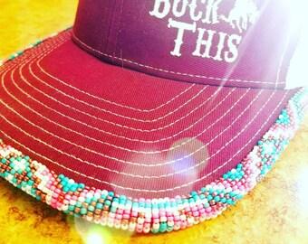 Beaded hats