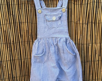 Size 12 months 100% organic cotton overall