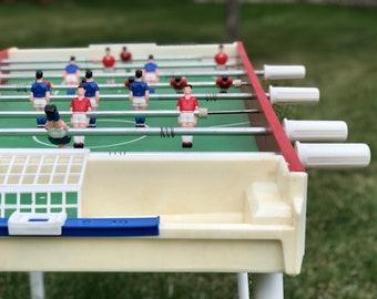 Foosball Table | Vintage Game | Soccer | Football | World Cup | Man Cave | Vintage Sports | Franklin