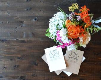 bachelorette party - bachelorette party card - bachelorette card - bachelorette greeting card - wedding card - wedding greeting card