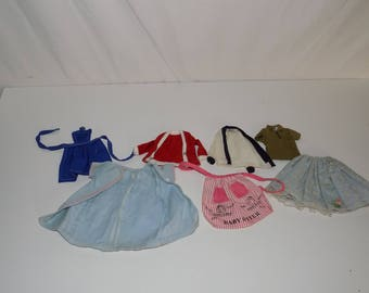 Lot Vintage Barbie Ken Clothes