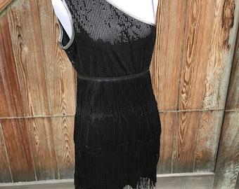 Lovely Vintage Flapper Dress