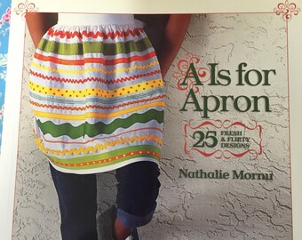 A is For Apron 25 Designs