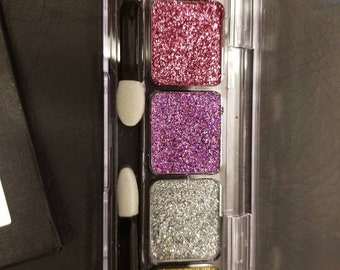 Glitter eyeshadow 5 colors