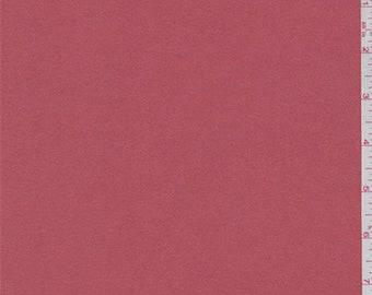Rose Orange Stretch Twill, Fabric By The Yard