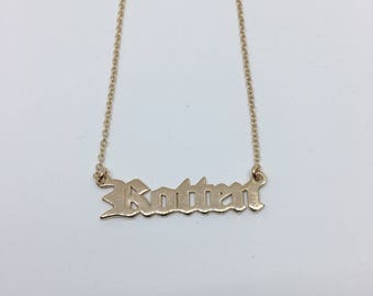 Olde Rotten Necklace