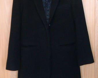 'Karl Lagerfeld' wool coat