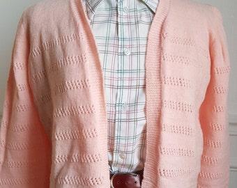Handmade short vest 50's