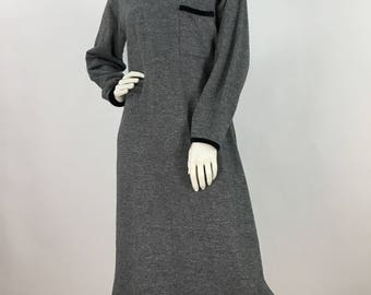 90s Jones New York maxi dress/comfortable maxi dress