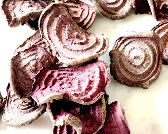 Organic Dried Beet Vegetable Snack Chips No Sugar Added Oil-Free Eight Flavors