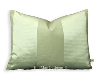 Harlequin Empathy Stripe Luxury Designer Silver Grey Cushion Pillow Cover