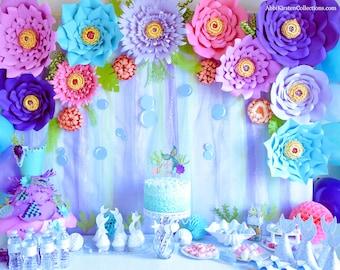 Giant paper flower kits acurnamedia giant paper flower kits mightylinksfo