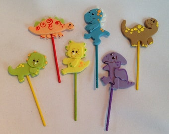 Dinosaur party decorations(sets of 12)