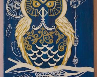 Golden Owl