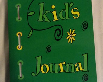 Kid's Daily Journal