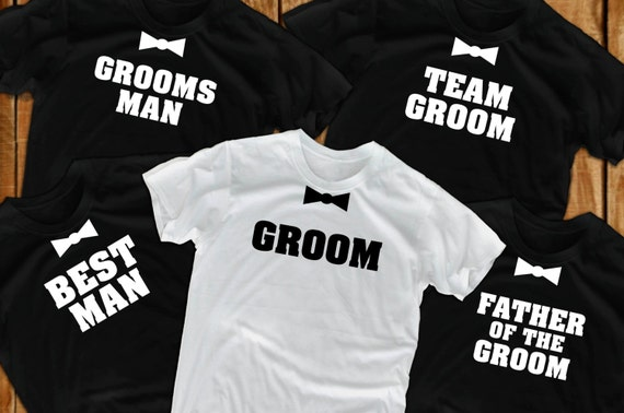 bachelor shirts (5) bachelor party groomsmen gift groom gift groomsmen gifts wedding shirts groomsman shirt Groom's crew V5KD77Hl