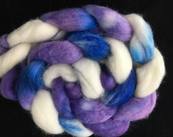 Rarity Combed Polwarth Top