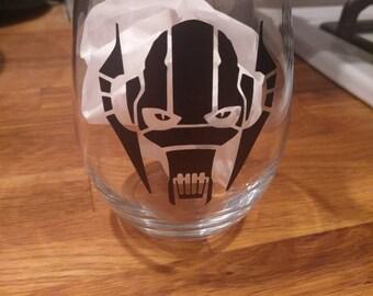 General grievous wine glass