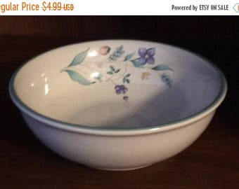 "ON SALE Pfaltzgraff APRIL Soup Cereal Bowl Dinnerware Excellent Condition 5 7/8"" in diameter"