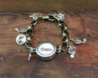 Charm Bracelet Dream – Handcrafted Metal