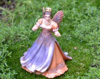Fairy Garden Fairy Queen, Unbreakable for Miniature Garden