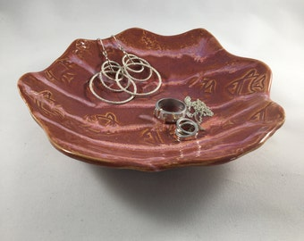 Engagement Ring Dish, Wedding Ring Dish, Bridesmaid Favor, Wedding Favor, Jewelry Dish, Gift for Her, Trinket Dish, Ring Holder