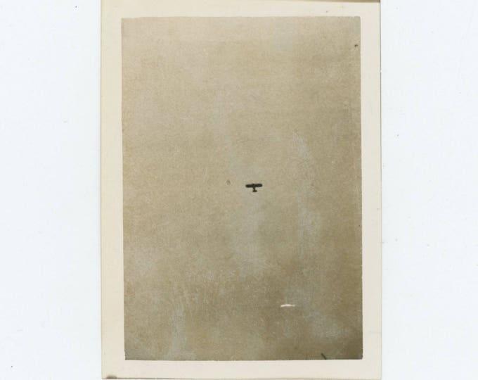 High Flyer: Vintage Snapshot Photo (712628)