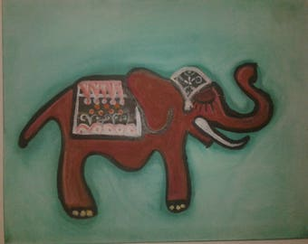 Good Luck Baby Elephant
