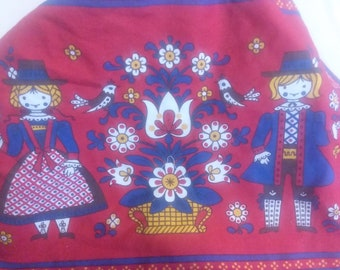 Folk art bag