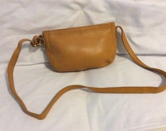 Vintage coach leather bag