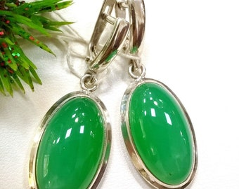 Earrings from CHRYSOPRASE