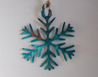 """Patina """"Snow Queen"""" Ornament"""