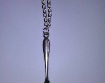 Fork Necklace